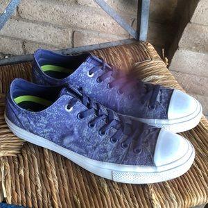 Converse Shoes - Chuck Taylor 2 Allstars Reflective Purple Lunarlon